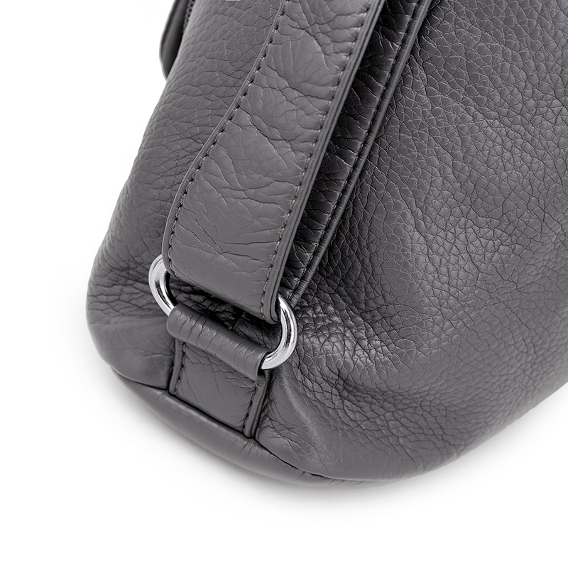 Multifunction Leather Convertible Backpack Shoulder Bags MT0003