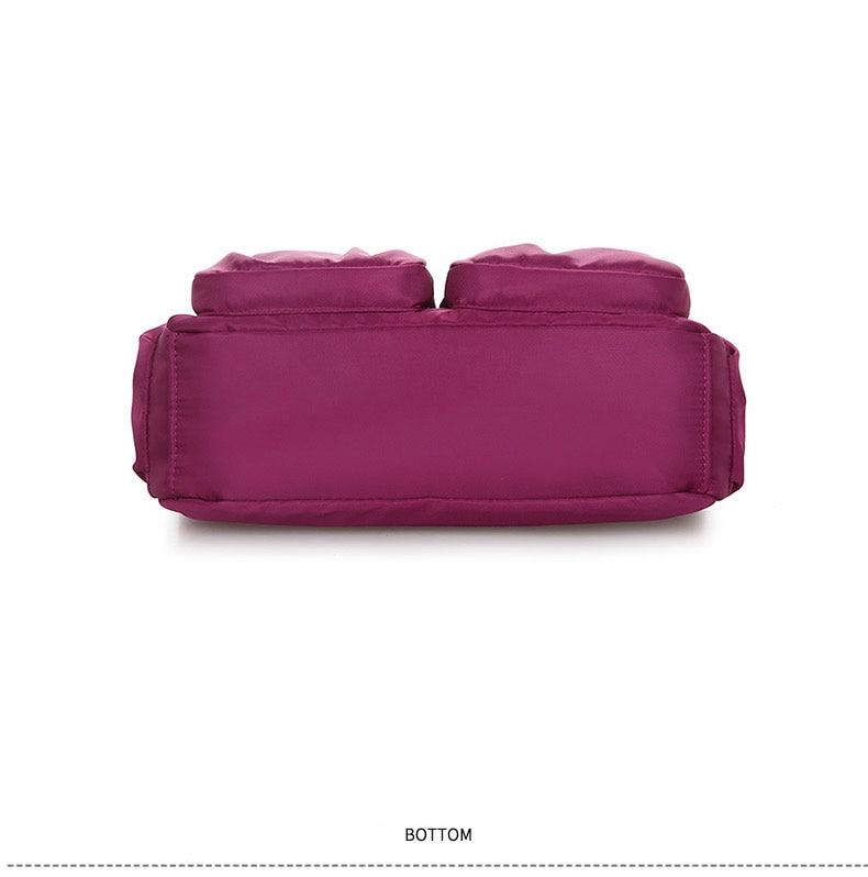 Waterproof Fashion Nylon Messenger Crossbody Bag MT0022